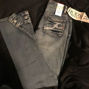 Rods western wear NWT riding jeans